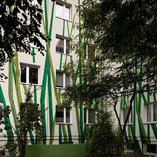 Blok ul.Działkowa