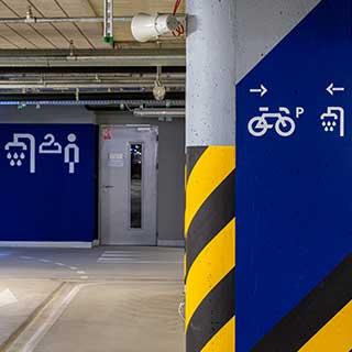 Gdański Business Center Parking